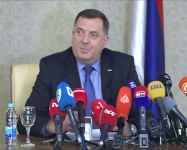 Milorad Dodik Foto: Tanjug/video