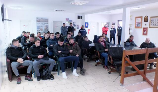 Prozivka FK Proleter/D. Ivanic