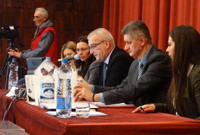 Konstitutivna sednica lokalnog parlamenta u Kuli Foto: Dnevnik.rs