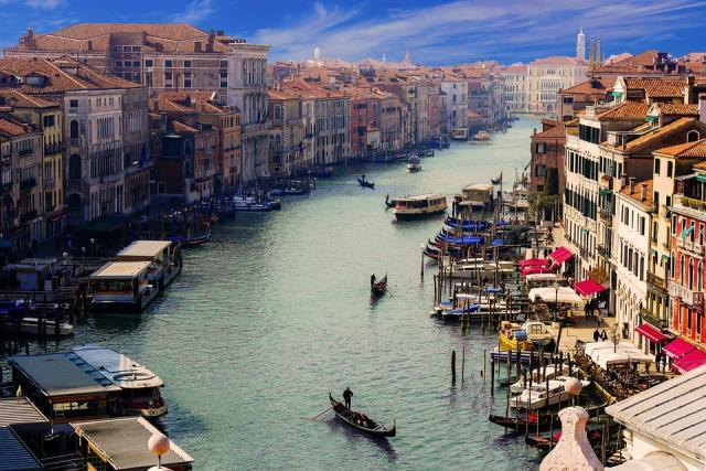 Venecija Foto Pixabay.com