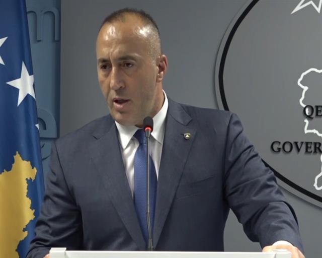Ramuš Haradinaj Foto: Tanjug/video