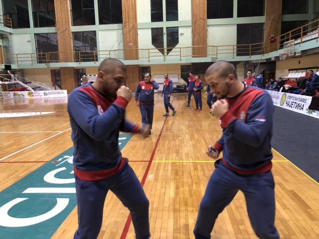 Pripreme boksera Srbije na Zlatiboru Foto: Tanjug/video