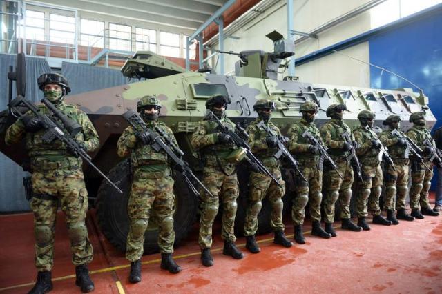 "Za ""Lazar 3"" potrebno 12 članova posade Foto: Ministarsvo odbrane"