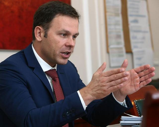 Siniša Mali, ministar finansija u Vladi Republike Srbije Foto: Dnevnik.rs