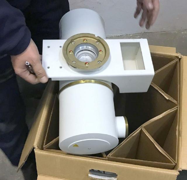 Krijumčaren rentgen aparat, Kelebija Foto: Uprava carina