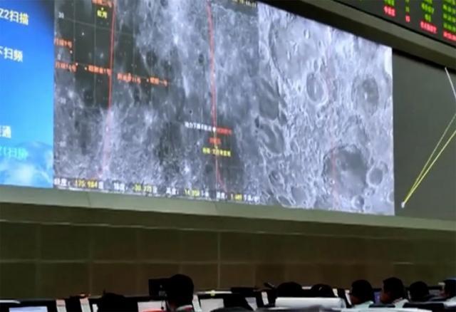Kineska sonda sletela na Mesec Foto: youtube/printscreen