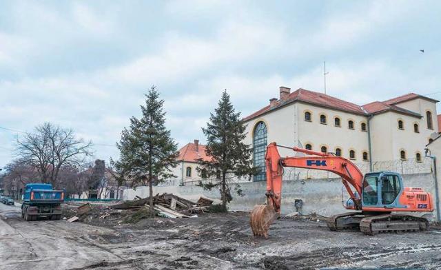 Priprema terena za novogradnju Foto: A. Blanuša