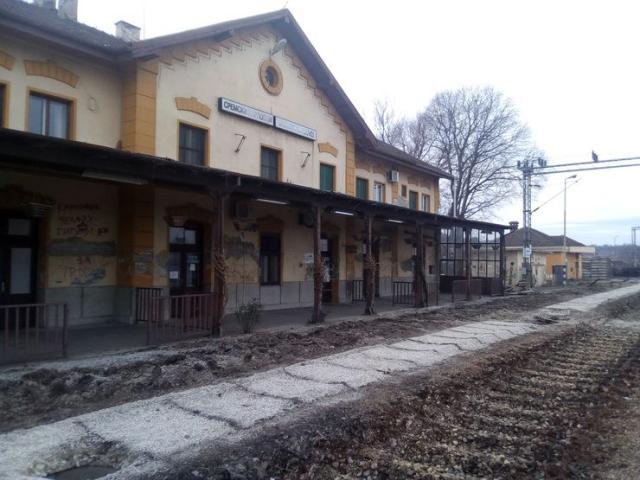 Železnička stanica u Sremskim Karlovcima Foto: Dnevnik.rs