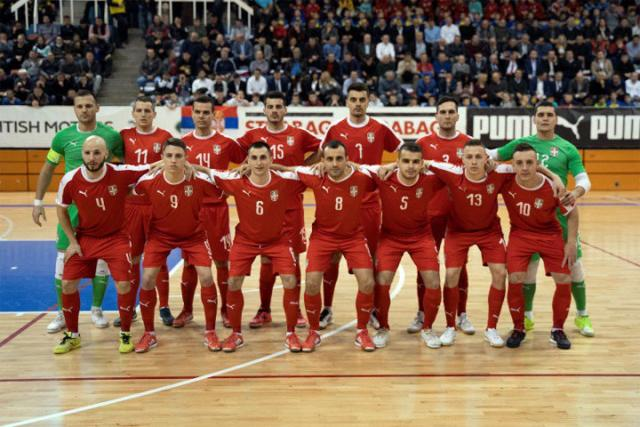 Futsal reprezentacija Srbije/FSS