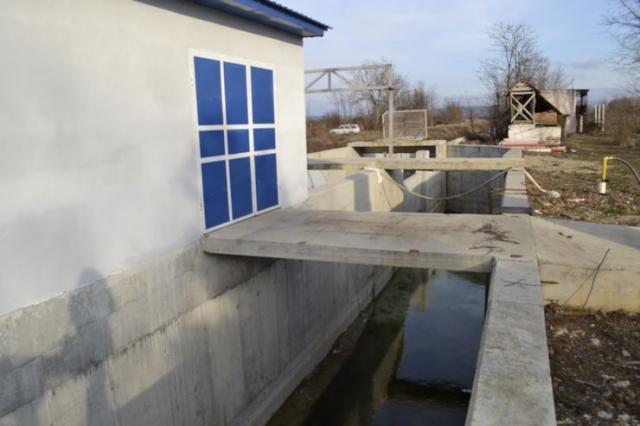Jedina mini hidrocentrala u Vojvodini foto: N. Perković