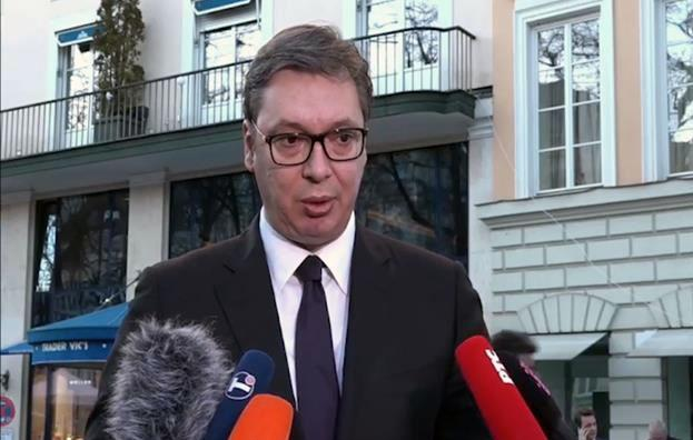 Aleksandar Vucic/Tanjug/TV