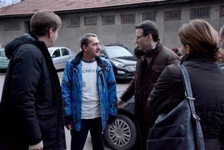 Policajac Dragiša Marković pušten iz pritvora  Foto: Tanjug/video