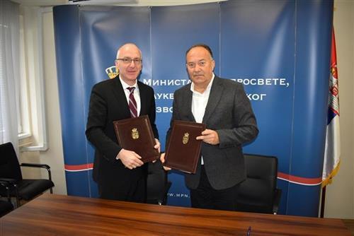 Mladen Šarčević i Tomas Šib Foto: Tanjug