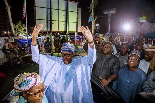 Nigerijski opozicioni kandidat Atiku Abubakar Foto: Bayo Omoboriowo/Nigeria State House via AP