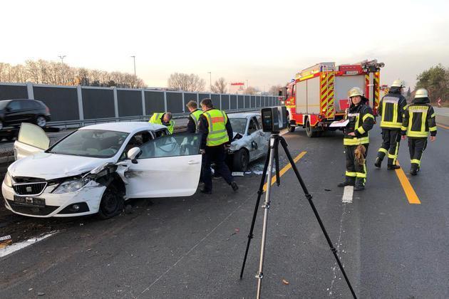 Saobraćajka u kojoj je poginuo Šaulić Foto: westfalen-blatt.de