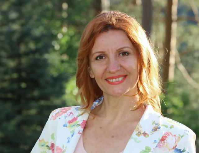 Nina Martinović Armbruster Foto: privatna arhiva