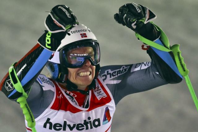 Kristofersen Henrik/Fonet/AP