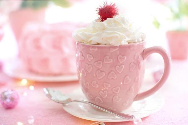 dan zaljubljenih topla cokolada