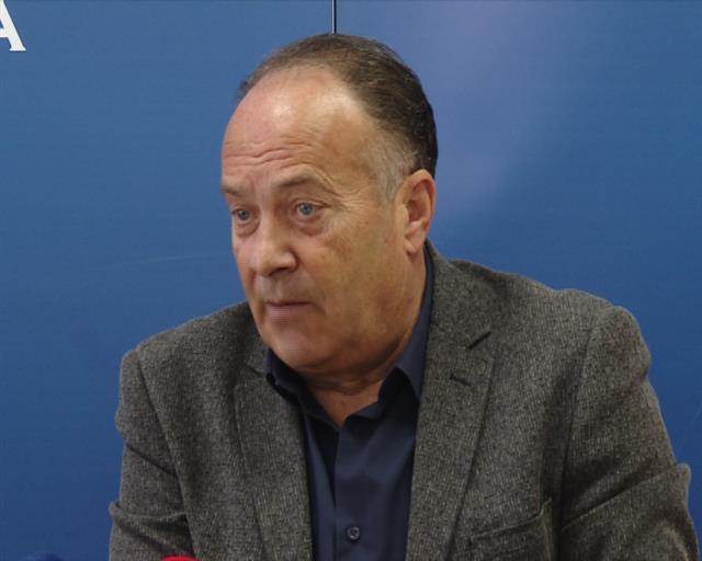 Ministar prosvete Mladen Šarčević Foto: Tanjug/video