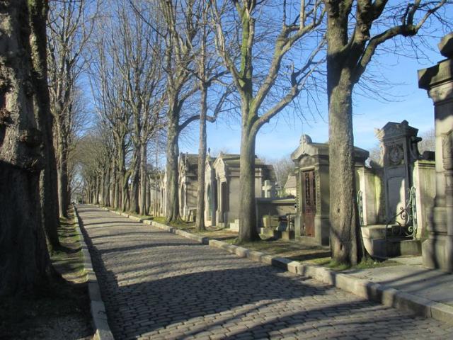 Groblje Per Lašez najveće je u Parizu foto: N. Pisarev