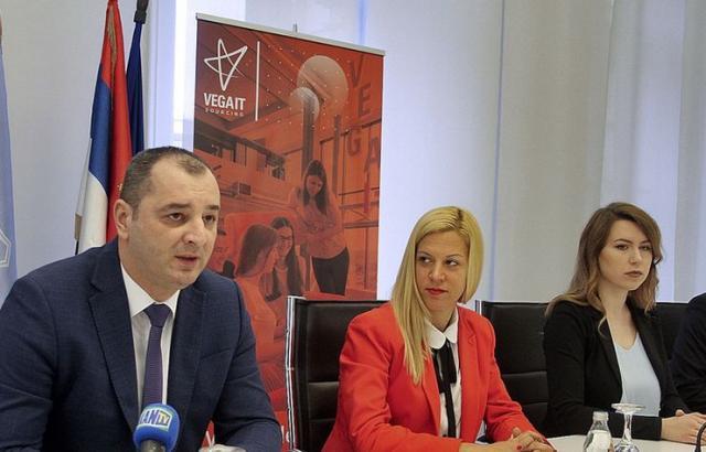 """Sa predstavljanja Sajma poslovnih mogućnosti i stručnih praksi """"Konteh"""" Foto: Dnevnik.rs/F. Bakić"""