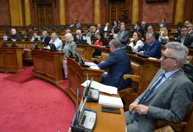 Skupština Srbije o vojvodjanskim temama Foto: FoNet