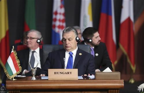 Viktor Orban Foto: AP Photo/Francisco Seco