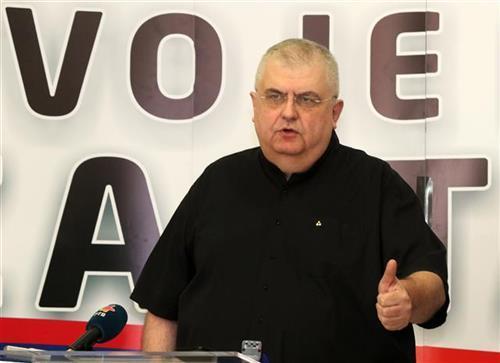 Nenead Čanak Foto: Tanjug/video