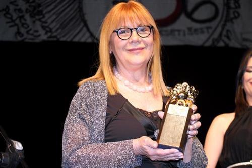 """Glumica Ljiljana Dragutinović, dobitnica najviše nagrade festivala """"Zlatni ćuran"""" za životno delo Foto: Tanjug"""