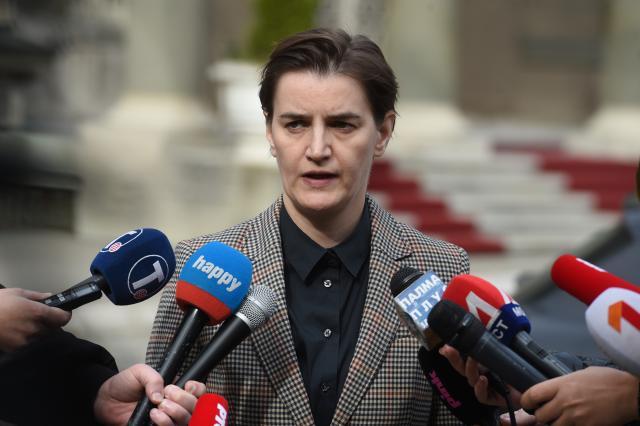 ana brnabic, Tanjug/Dragan Kujundžić