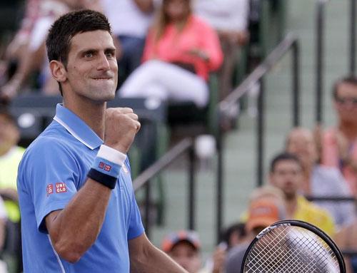 Novak Djokovic u Majamiju/Fonet