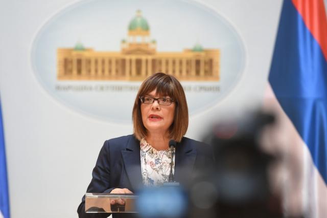 maja gojkovic, Tanjug/Dragan Kujundžić