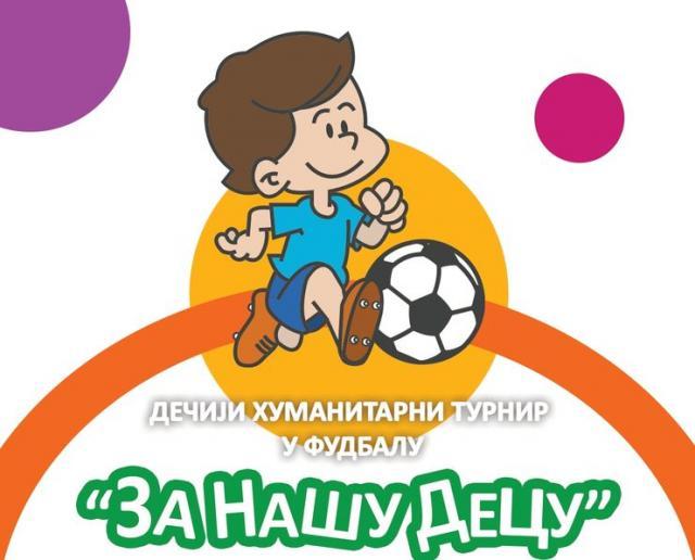 """Humanitarni turnir u fudbalu """"Za našu decu"""" Foto: promo"""