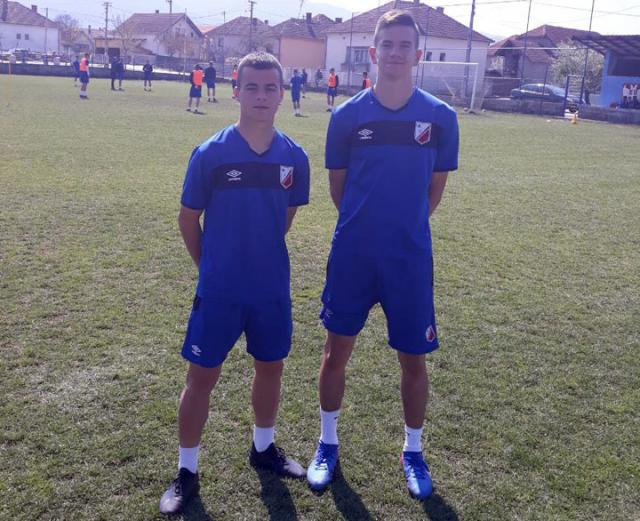 Dragoljub Savic i Mirko Topic/D. Vukicevic