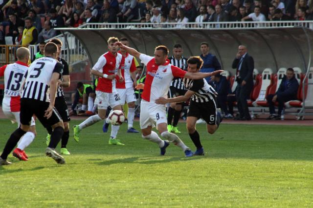 J. Grlic/Vojvodina-Partizan