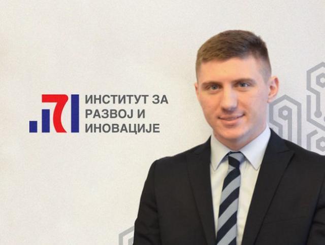 Direktor Instituta za razvoj i inovacije Nenad Jevtović Foto: Institut za razvoj i inovacije