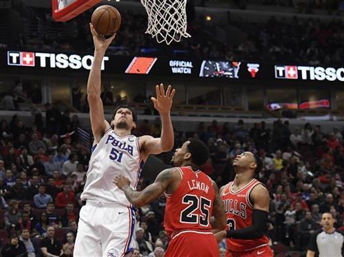 NBA liga Foto: Tanjug/AP