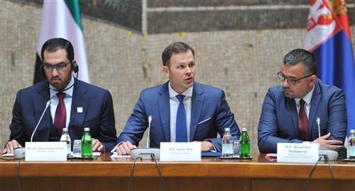 Potpisana tri sporazuma o saradnji između Srbije i UAE Foto: Tanjug/video