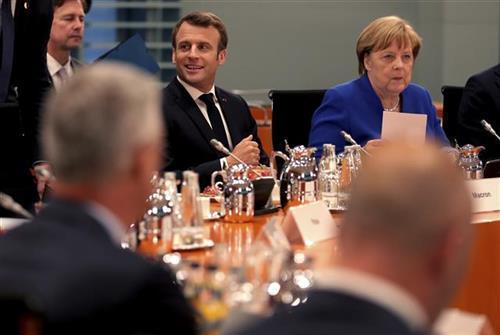 sastanka u Brelinu Foto:AP Photo/Mićael Sohn