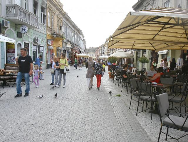 novi sad centar dunavska, dnevnik.rs