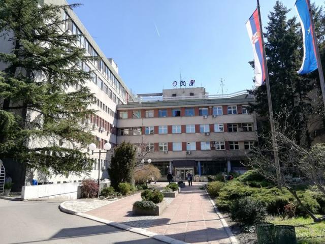 U Institutu za plućne bolesti lečeni najteži bolesnici Foto: Lj. Petrović