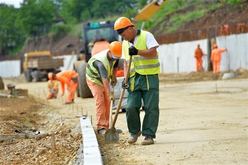 autoput gradnja, tanjug