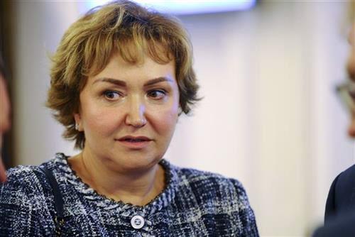 Filjeva Natalija/Valery Titievsky/Kommersant Photo via AP