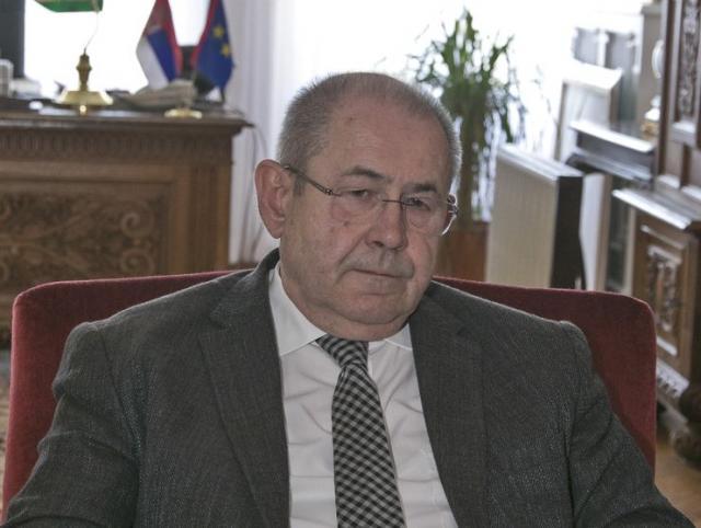 Predsednik Skupštine Vojvodine i SVM-a Ištvan PastorFoto: R. Hadžić