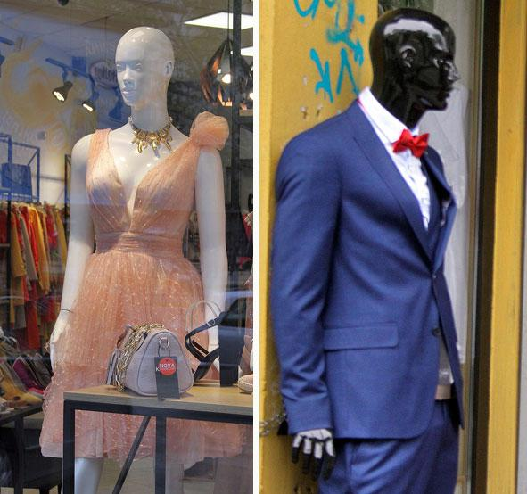 Ponuda odeće za matursko veče Foto: F. Bakić