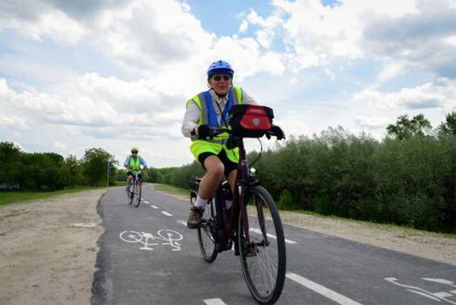 Biciklisticka staza Novi Sad Begec/Grad Novi Sad