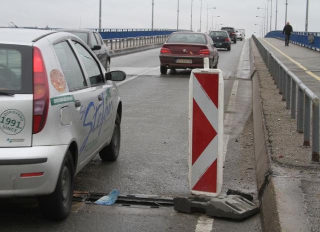 """2008. godine urađen projekat sanacije """"Varadinske duge"""" Foto: R. Hadžić"""