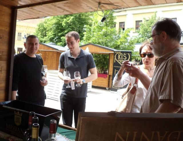 Prvi majski vikend u znaku vina Foto: Z. Milosavljević