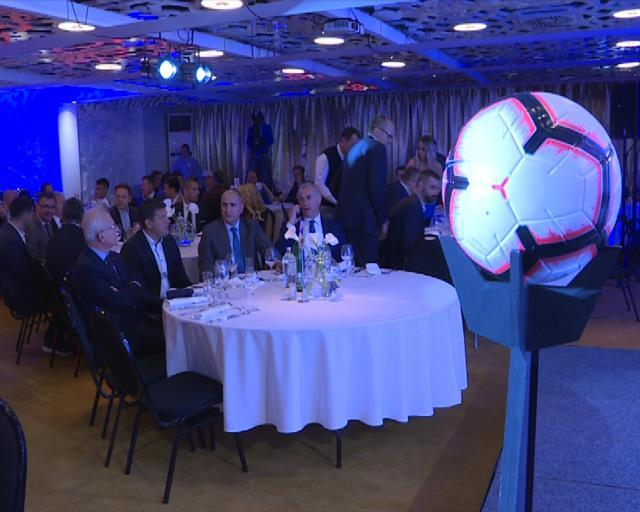 Svečanost u beogradskom hotelu Falkenštajner Foto : Tanjug/video