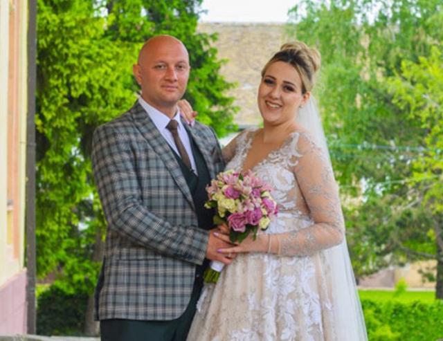 Nenad i Milica Ilić Foto: privatna arhiva